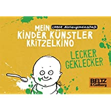Mein Kinder Künstler Kritzelkino. Lecker Geklecker