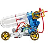 ItsImagical - Eco-air Engine Car, vehículo con circuito eléctrico para construir (Imaginarium 87433)