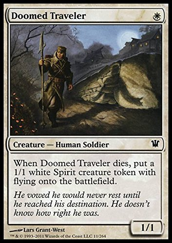 Magic: the Gathering - Doomed Traveler - Viaggiatore Condannato - Innistrad
