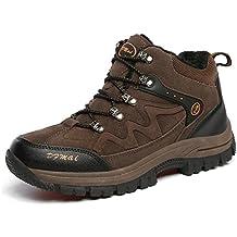 3c2af459337 Invierno Caliente Zapatos de Trekking Deportes de Exterior Bota de  Senderismo Montaña Escalada Calzado Deportivo