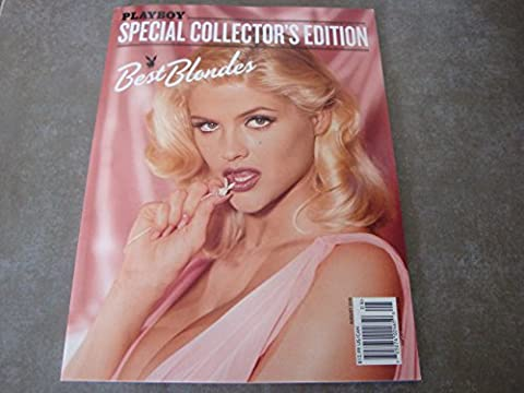 Revue Porno Américaine PLAYBOY Edition Collector Special Best Blondes