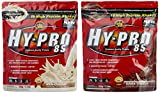 All stars Hy-Pro 85 Beutel 2er Mix Pack (2 x 500 g) Schoko/White Chocolate, 1er Pack (1 x 1 kg)