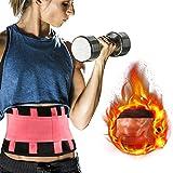 Tencoz Donna Fascia Addominale, Fascia Dimagrante Cintura Fitness Vita Universale Waist Training Bustino Dimagramento Fascia Cintura Dimagrante, Bust: 85-110cm