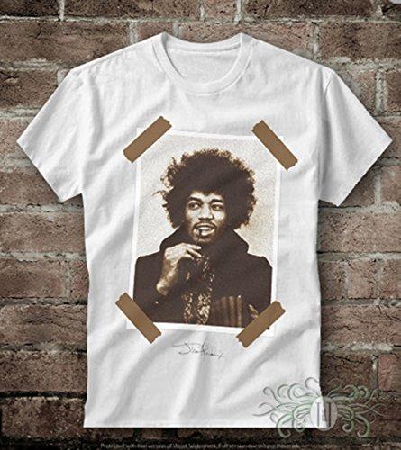 T-shirt uomo-jimi hendrix