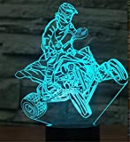 Lampes de bureau à écran tactile 3D Night Light , Vente en gros de clients VIP Service dédié Suivi valide Veuillez contacter Cu...