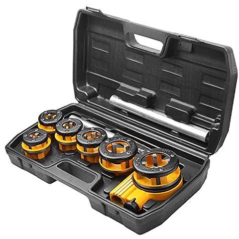 Cablematic - Hiérarchique kit tuyau d'enfileur avec des outils 6 sections Tolsen - Sezione Kit