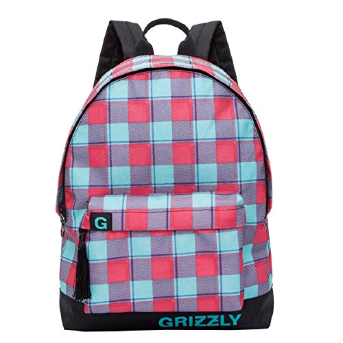 Grizzly 2017 Rucksack RD-750-6/3, 41 cm, 14.75 L, Turquoise -