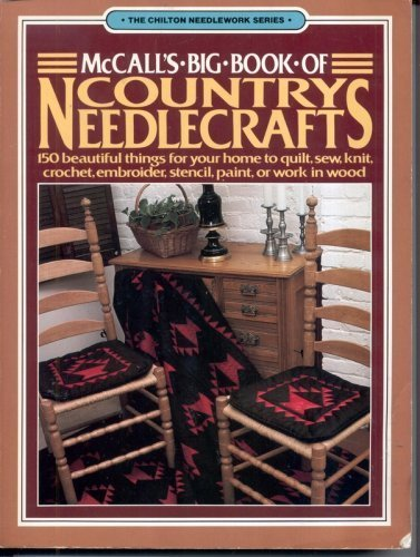 McCall's Big Book of Country Needlecrafts -