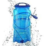 Hydration Bladder, 3 L 2 L 1.5 L Water Bladder BPA Free, 3