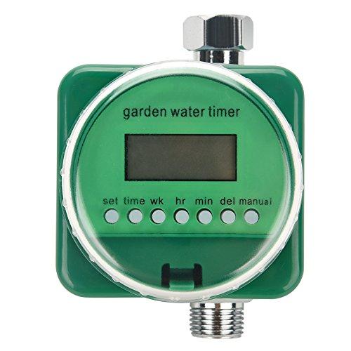 Controlador de Temporizador de Agua de jardín