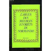 L'Argus des meubles et objets de Normandie