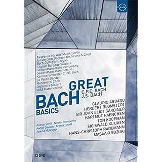 Great Bach Basics (DVD) [2017]