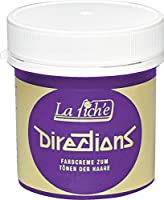 La Riche Directions Semi Permanent Hair Colour Comes In 34 Intense Shades that can be used on their own or mixed with each other to create your own unique shade, creating stunning colours that you will always want to show your hair off. Direc...