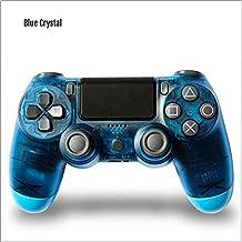 Drahtlose Gamecontroller, Ps4 Controller Wireless-Controller Bluetooth 4.0 Dual-Schock-Griff Joystick Mando-Spielpad für Spielkonsole 4