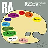 Royal Academy of Arts Wall Calendar 2019 (Art Calendar)