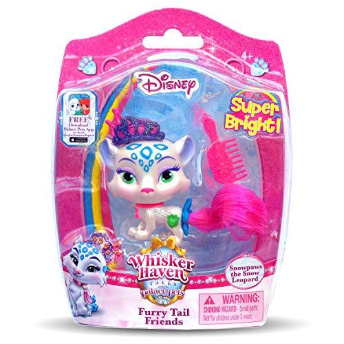 sker Haven Palace Pets Furry Tail Friends - SNOWPAWS The Snow Leopard ()