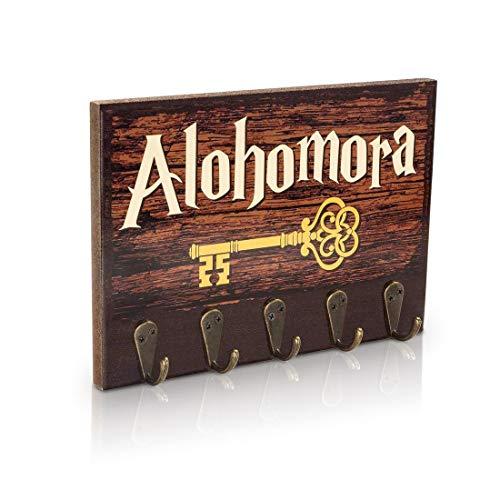 GetDigital - Colgador llaves Alohomora inspirado serie