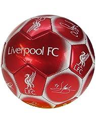 Liverpool F.C. Signature Ball - Size 5 Football