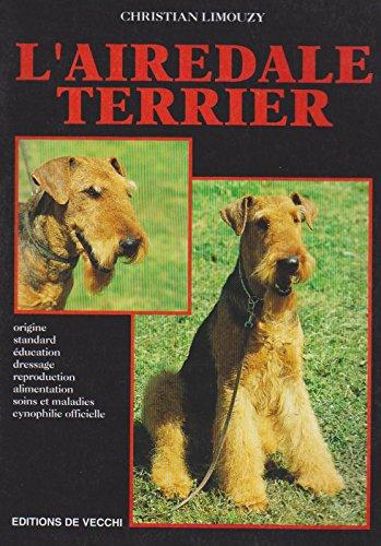L'airedale terrier par Christian Limouzy