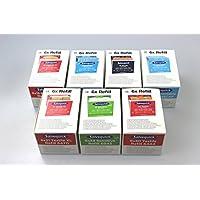 Salvequick®-Refill-Einsätze, Großes FLEXEO-Spar-Set (enthält 7 verschiedene Vorratsboxen (je 6 Einsätze)) preisvergleich bei billige-tabletten.eu
