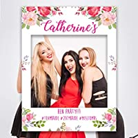 Paper Themes Personalised Hen Party Selfie Frame - Personalised Hen Do Selfie Frame