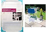 NEW FOLDING HEAVY DUTY 3 TIER DRYER AIRER INDOOR OUTDOOR CLOTHES(ra211)