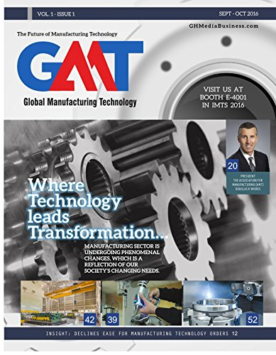Technologies Global Metal (Global Manufacturing Technology (SEPT-OCT 2016) (English Edition))