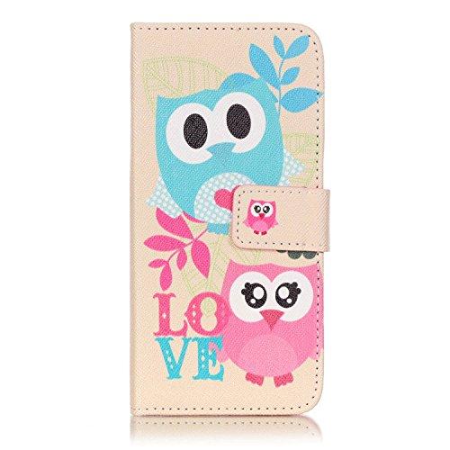 TIODIO® Housse en cuir Pour Apple iphone 7/ iphone 7G PU étui en cuir / case/ coque/ cover/ housse avec la fonction de stand+1 x Stylet+1 x film de protection d'écran, C01 C09
