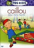 Caillous Family Favorites [DVD] [Region 1] [US Import] [NTSC]