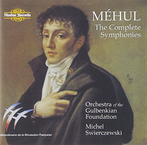 Étienne Nicolas Méhul : Symphonies (Intégrale)