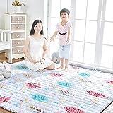 Tappeto per bambini in cotone a casa Tappeti per bambini Tappeti lavabili a mano ( dimensioni : 110*180cm )