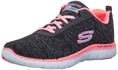 skechers-flex-appeal-20-zapatillas-de-deporte-para-mujer-bkcl-38-eu
