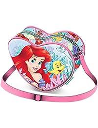 Princesas Disney KM-37341 2018 Bolsa Escolar, 23 cm