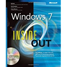 Windows® 7 Inside Out by Ed Bott (3-Oct-2009) Paperback