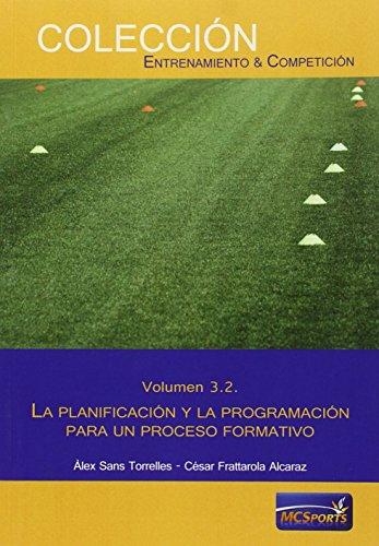 Portada del libro Proceso formativo, tomo 2: La planificación y la programación para un proceso formativo