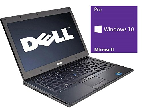 DELL E4310 NOTEBOOK | 13.3 pollici | Intel Core i5 – 540 m @ 2,53 GHz | 4 GB RAM DDR3, HDD da 500 GB, Masterizzatore DVD | Windows 10 Pro preinstallato (certificata e General Rigenerato)