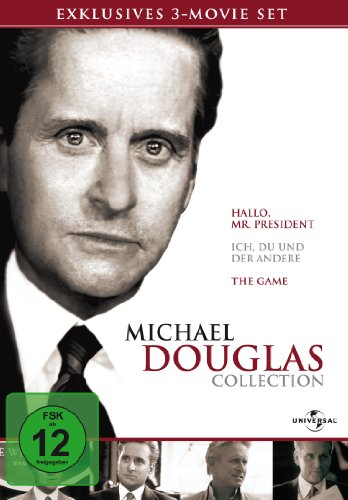 Michael Douglas Collection [3 DVDs] (A Chorus Line)