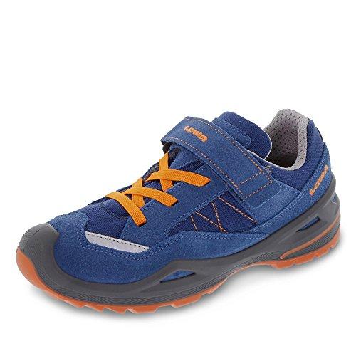 Lowa ,  Scarpe da camminata ed escursionismo ragazzo Blu/Arancione