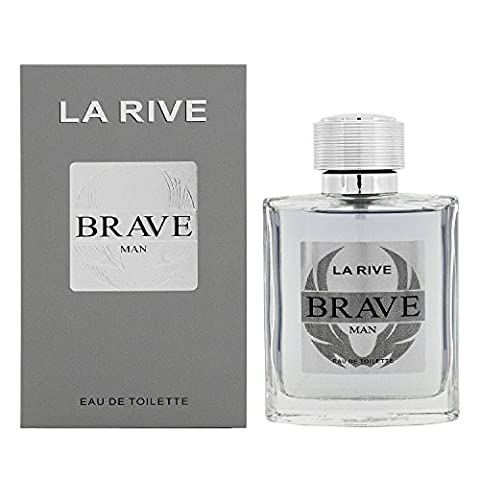 La Rive Brave For Men Perfume EDT 100ml 3.0oz Brand New