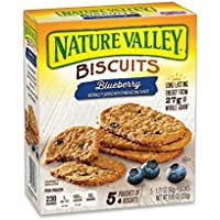Nature Valley Breakfast Biscuits, Blueberry, 8.85 Ounce