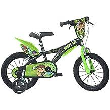 "Dino - Bicicletta 16"" Ben10, 616U-B10"