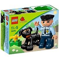 Preisvergleich für LEGO Duplo Town 5678 - Polizist