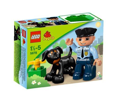 LEGO DUPLO 5678 - Agente de Policía