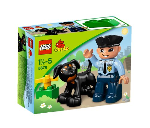 LEGO Duplo Town 5678 - Polizist