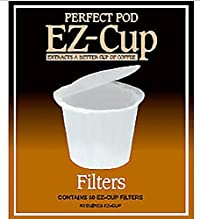 EZ-Cup Filter Papers by Perfect Pod