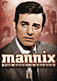 MANNIX-2ND SEASON (DVD/6 DISCS) by Mike Connors