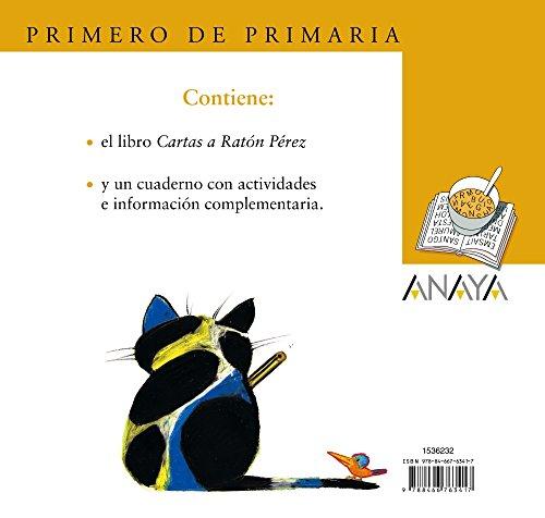"Blíster "" Cartas a Ratón Pérez "" 1 de Primaria (Literatura Infantil (6-11 Años) - Plan Lector Tres Sopas (Castellano)) - 9788466763417"