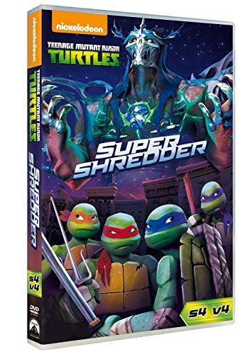 Teenage Mutant Ninja Turtles: - Il Super Shredder, Stagione 4 Volume 4 (DVD)