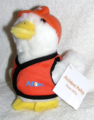 talking-6-plush-aflac-duck-in-orange-safety-vest-and-construction-hard-hat-by-aflac