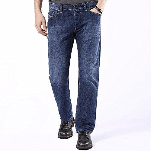 Diesel - - Herren Waykee Gerade Jeans, Wäsche: 0855L 0855L